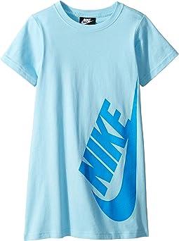 Sportswear T-Shirt Dress (Little Kids)