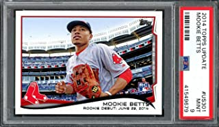 2014 topps update mookie betts