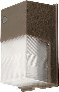 Hubbell-Outdoor Lighting NRG-356L-5K-U-PC 17.7W LED Perimeter Wallpack w/Photocontrol