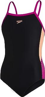 Speedo Girl's Dive Thinstrap Muscleback Swimsuit