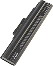 RayWEE 11.1V /58Wh Laptop Battery for Sony Vaio VGP-BPS13A/B GP-BPS13A/R VGP-BPS13B/Q VGP-BPS21A PCG-61411L PCG-81214L PCG-81311L PCG-61411L