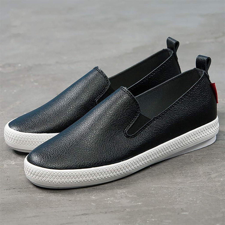 Canvas Schuhe Frauen Low-Top-Freizeitschuhe Krankenschwester Schuhe Stckelschuhe Arbeitsschuhe Retro-Schuhe leichte Mode Gummisohlen Falten weiche Gre 34-39 Schuhlden ( Farbe   schwarz , Größe   35 )