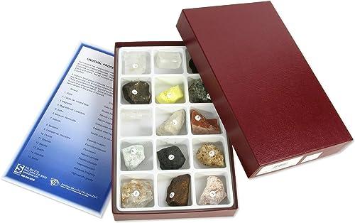 connotación de lujo discreta American Educational Unusual Physical Properties of of of Minerals Collection  precios mas bajos