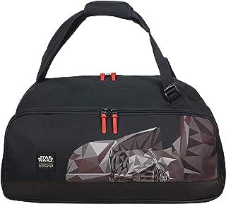 Disney Grab'N'Go - Star Wars Backpack/Duffle Bag Gym Tote, 54 cm, 49 liters, Multicolour (Darth Vader Geometric)