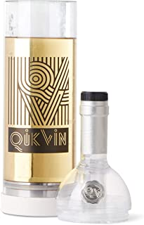 QikVin Wine Preservation System - Clear White Wine Edition