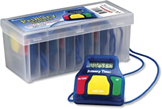 Learning Resources Primary Timers, Set of 6
