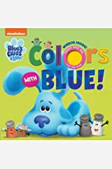 Nickelodeon Blue's Clues & You!: Colors with Blue Board book