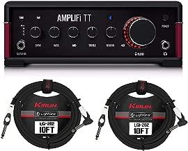 Line 6 AMPLIFi TT Desktop Guitar Effects Processor and 2 Cables
