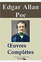 Edgar Allan Poe: Oeuvres complètes Format Kindle