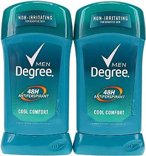 Degree Men Anti-perspirant, Cool Comfort 2.7 Oz (Pack of 2)