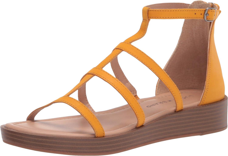 Lucky Washington Mall Genuine Brand Women's Wedge Sandal Ellian