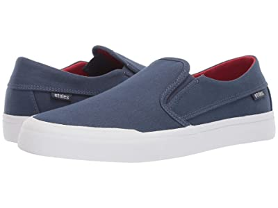 etnies Langston (Navy/Red/White) Men