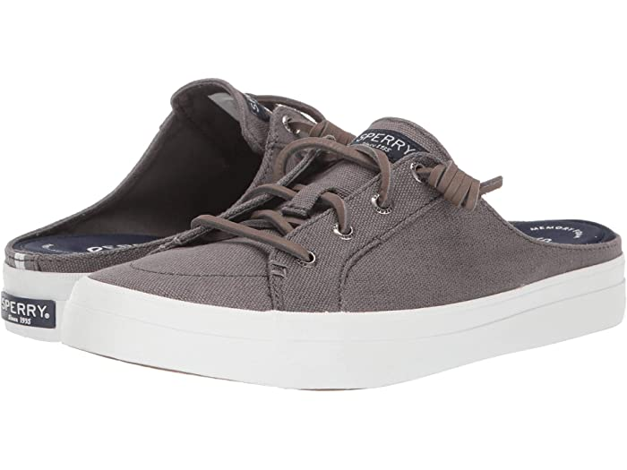 Sperry Crest Vibe Mule Canvas | Zappos.com