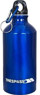 Trespass - Cantimplora de deporte con mosquetón Modelo Swig (0.5 litros)