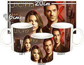 MasTazas Lucifer Tom Ellis Lauren German A Taza Mug