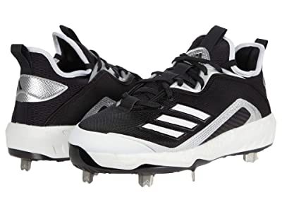adidas Icon 6 (Core Black/Footwear White/Silver Metallic) Men