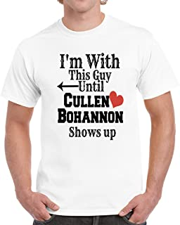 Cullen Bohannon I'm with This Guy T Shirt Hell On Wheels Tee