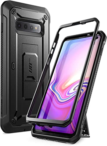 SupCase Unicorn Beetle Pro Series Designed for Samsung Galaxy S10 Case (2019 Release) Full-Body Dual Layer Rugged wit...