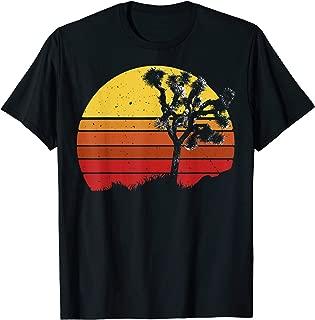 Fun Sunset Joshua Tree Graphic Gift Design Idea T-Shirt