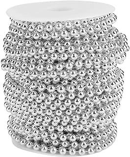 20 M Perles Guirlande perlenband Collier De Perles Perles Rideau Artisanat au
