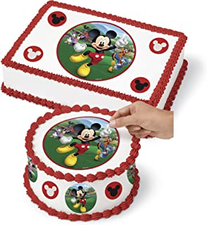 mickey mouse clubhouse edible cake toppers