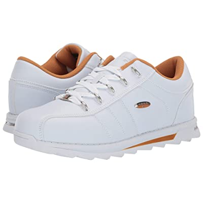 Lugz Charger II (White/Golden Wheat) Men