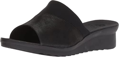 Clarks Wohommes Caddell Ivy Slide Sandal, Sandal, noir Synthetic, 12 M US  magasin fashional à vendre