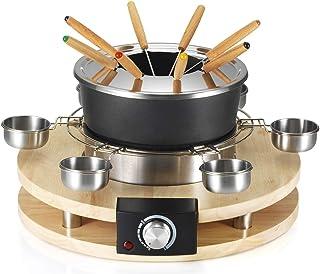 Kitchen chef - kcwood.fond8 - Fondue 1300w 8 fourchettes