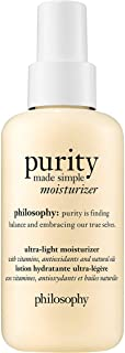 Philosophy Purity Made Simple Ultra Light Moisturizer for Women 4.7 oz Moisturizer