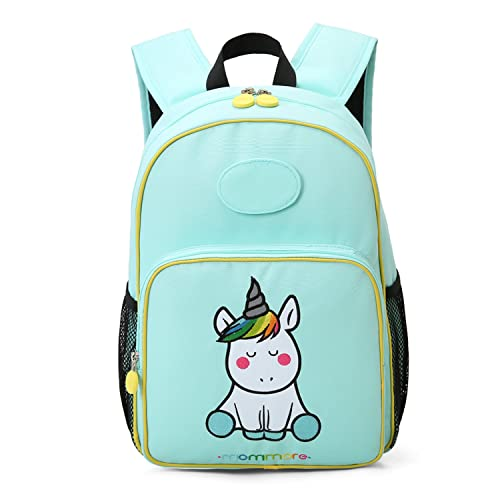 34f715d7bd mommore Cute Unicorn Kids Backpack Preschool Toddler Backpack for 3-7 Years  Old Boys and