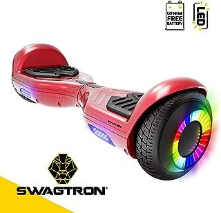 Swagboard Twist Lithium-Free Kids Hoverboard