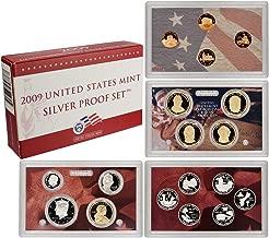 2009 S US Mint Silver Proof Set OGP