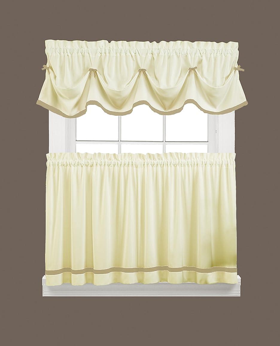 Kate Elegance Kitchen Curtain Valance (58