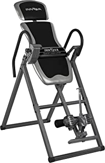 Innova Inversion Table with Adjustable Headrest, Lumbar...