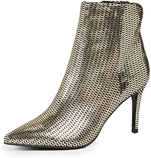 STEVEN by Steve Madden Womens Leila Ankle Boot