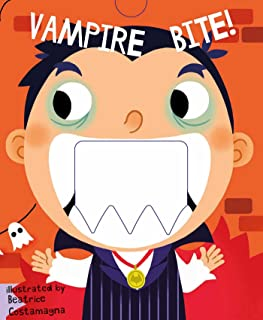 Vampire Bite! (Crunchy Board Books)