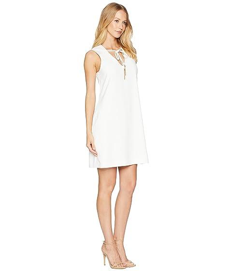 Trina Turk Arleen Dress Whitewash Choice Sale Online TbWlEdC