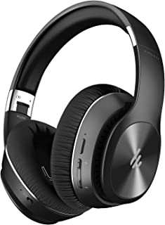Edifier W828NB Wireless Bluetooth Headphones - Ergonomic, Active Noise Canceling (ANC) - Black