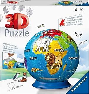 Ravensburger Ravensburger - Children's Globe Puzzleball 72pc Jigsaw Puzzle