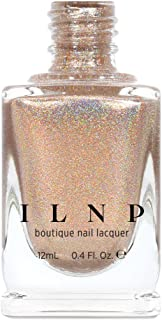 ILNP Countdown - Champagne Gold Holographic Nail Polish