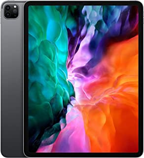 """Apple iPad Pro 12.9"""" (2020 - 4th Gen), Wi‑Fi, 256GB, Space Gray [Without Facetime]"""