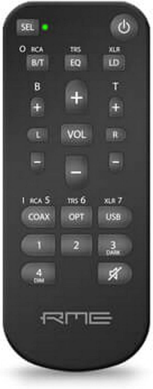 RME Multi Remote Control Wholesale Replacement Max 62% OFF DAC ADI-2 FS and for