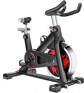 FLAMROSE Exercise Bikes Cardio Training, Fitness Indoor...