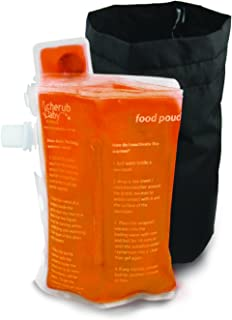 Cherub Baby Warmer - On the Go Food Pouch Warmer and Cooler