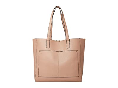 SOLE / SOCIETY Cora Tote (Pink Salt) Handbags