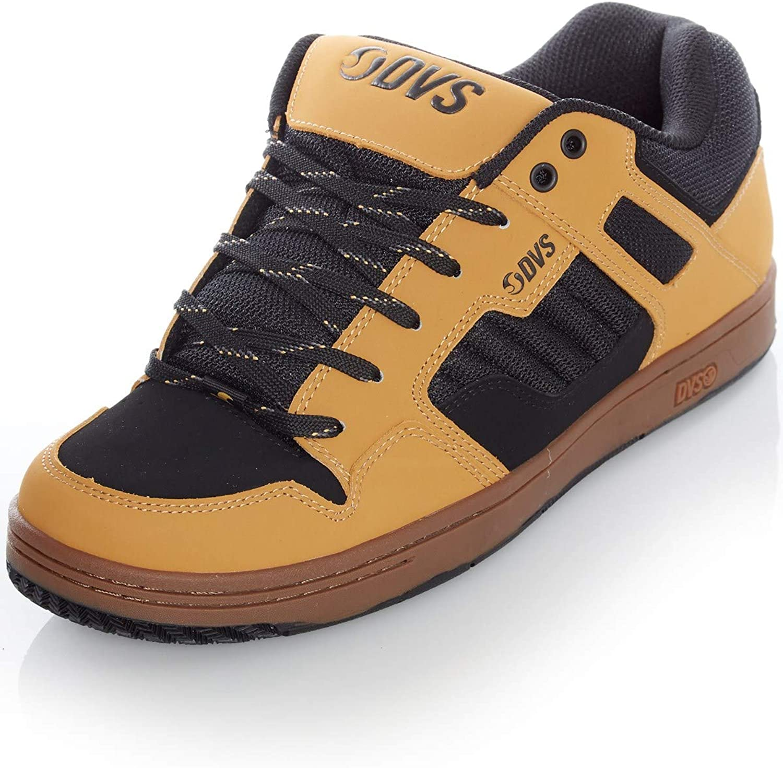 DVS Brian Deegan Black Chamois Enduro 125 - Signature Series shoes