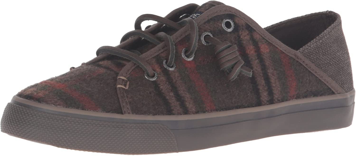 Sperry Women's Seacoast ISLE Plaid Loafers