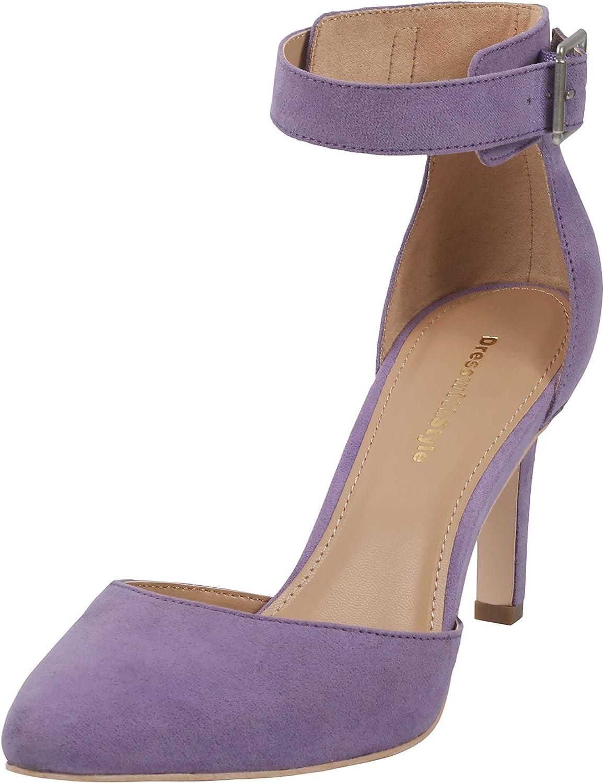 Special price Women's Closed Toe High Stiletto Pumps Heel Dress Bargain