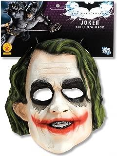 Rubie's Batman The Dark Knight The Joker Child Mask