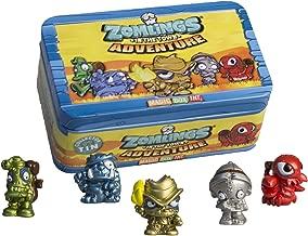 Zomling Adventure Tin - 5 Figures & Tin, Series 1